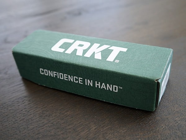5102n Snap Lock Crkt Knife Box
