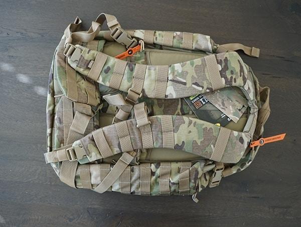 55 Liter 5 11 Tactical Rush72 Backpack For Men Back Multicam