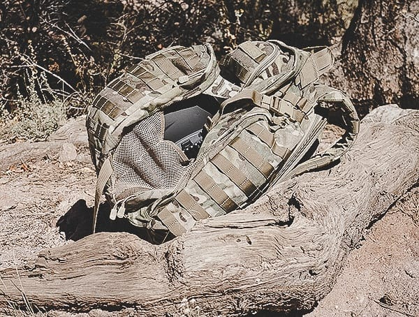 55 Liter Camo Tactical Backpack 5 11 Rush72 Review