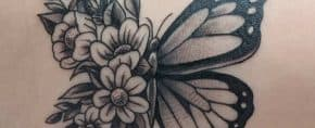 112 Sexiest Butterfly Tattoo Designs in 2020