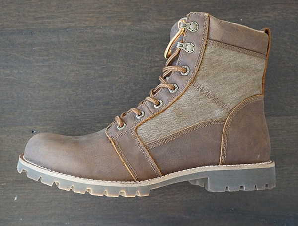 8 Inch Mens Waterproof Boots Side Kodiak Thane