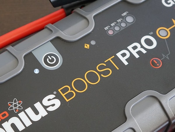 80 Jump Starts On Single Charge Noco Gb150 Boost Pro Jump Starter