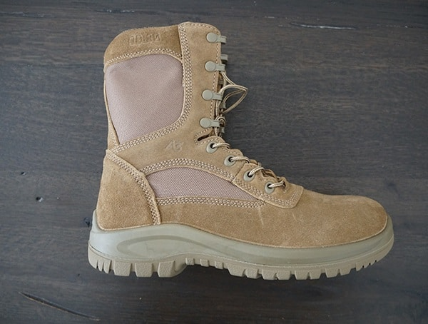 9 Inch Coyote Mens Tactical Boots Od 30 A3