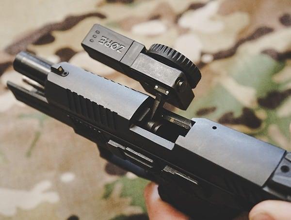 9mm Zore X Core Gun Lock Review