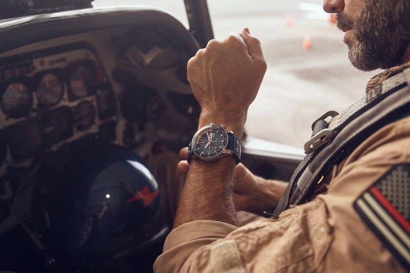 A Brief History of the Pilot's Watch