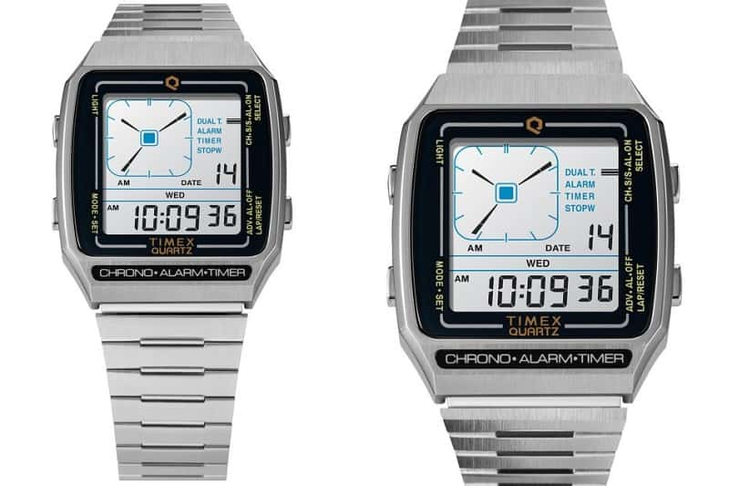 A Futureproof Reissue of the Q Timex LCA