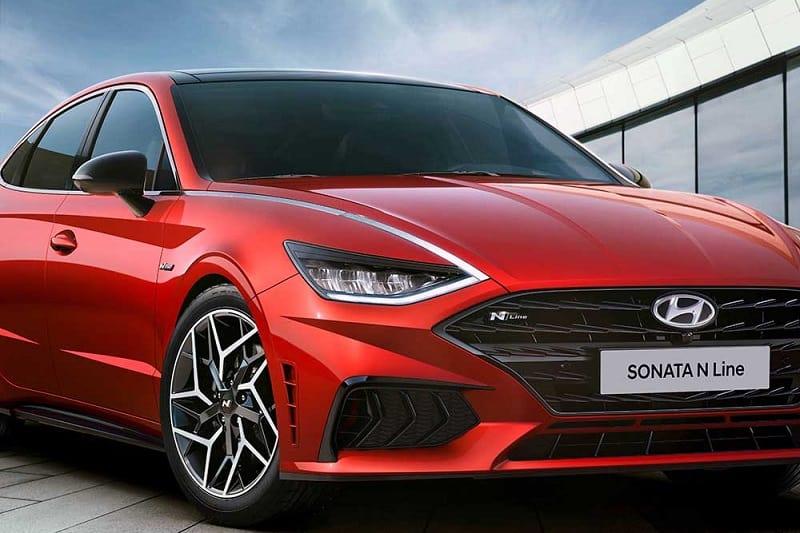 A High Performance Look For The 2021 Hyundai Sonata