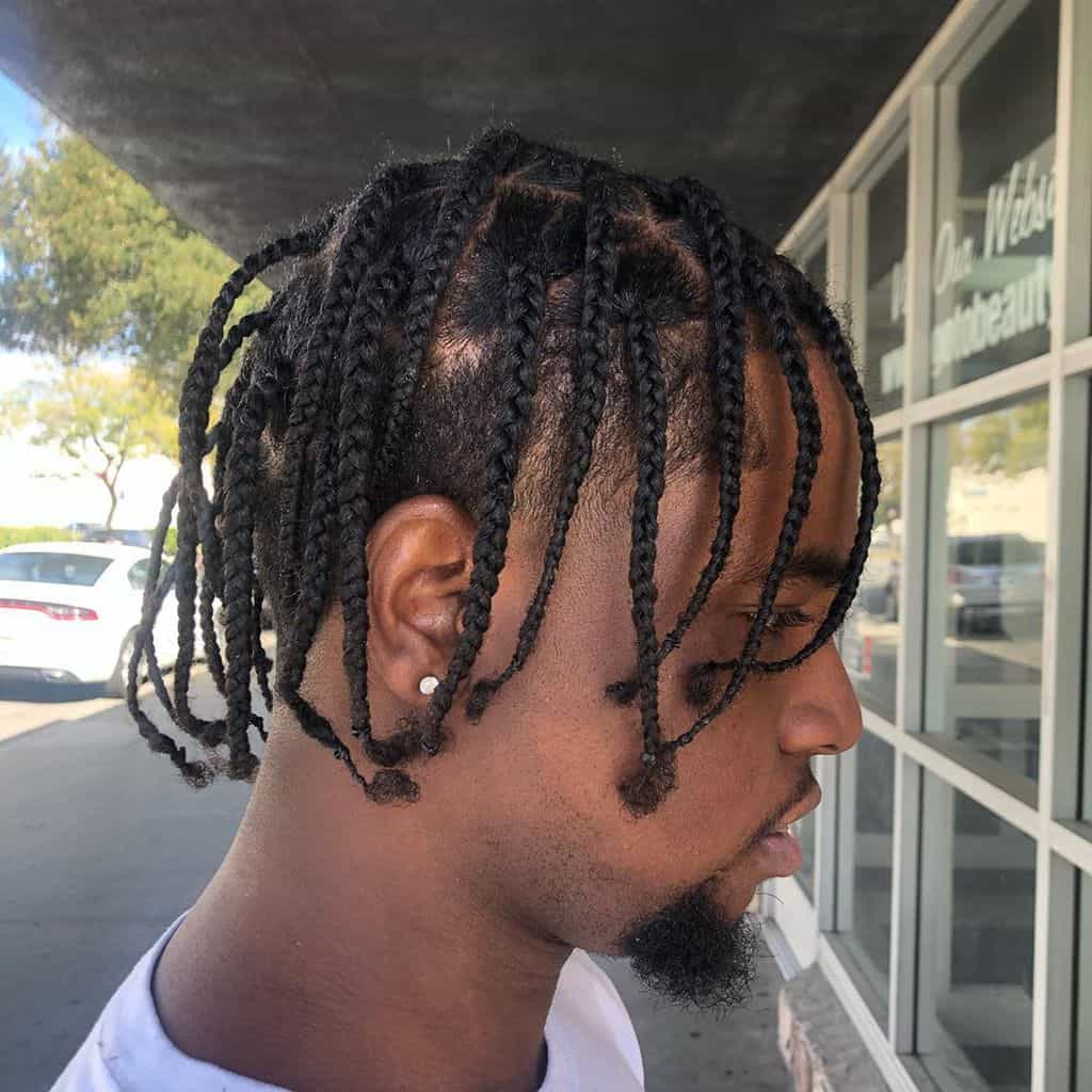 Braids Hairstyles For Men In 2020