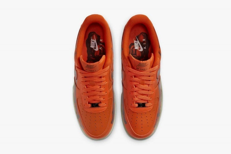AF1 Skeleton: Nike's Scariest Shoe Yet