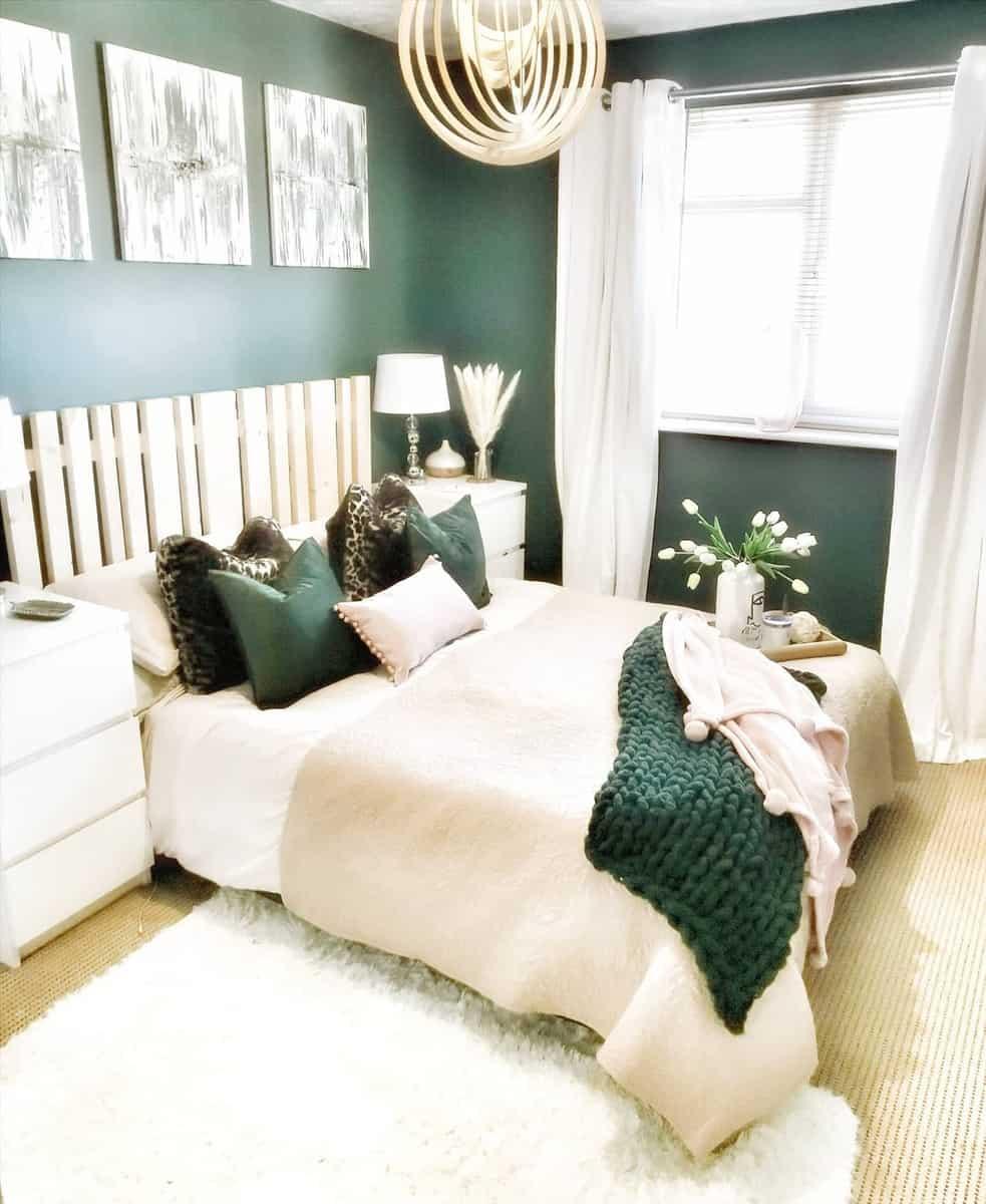 The Top 69 Green Bedroom Ideas