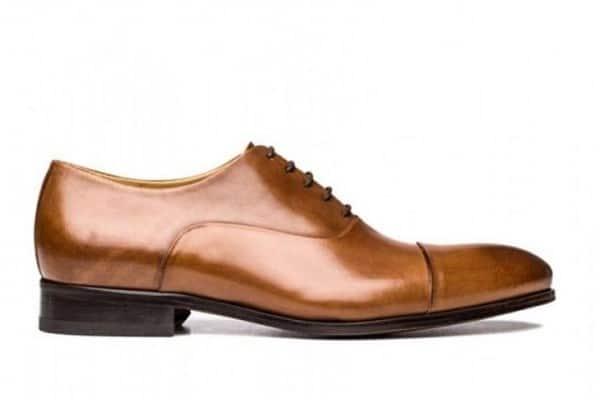 Ace Marks Captoe Griffen Oxford-Schuh