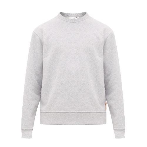Acne Studios Fate Cotton-blended Sweatshirt