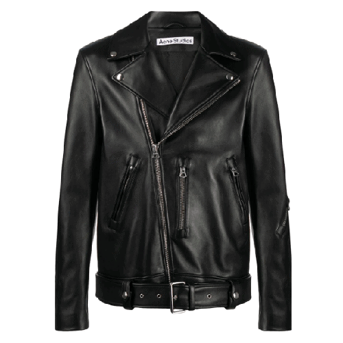 Acne-Studios-Off-Centred-Zipper-Biker-Jacket