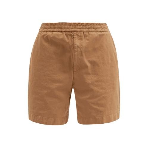 Acne Studios Randal Cotton-Blend Poplin Shorts