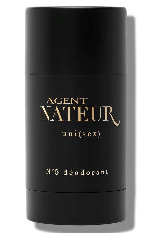 Agent Nateur Unisex No. 5 Natural Deodorant