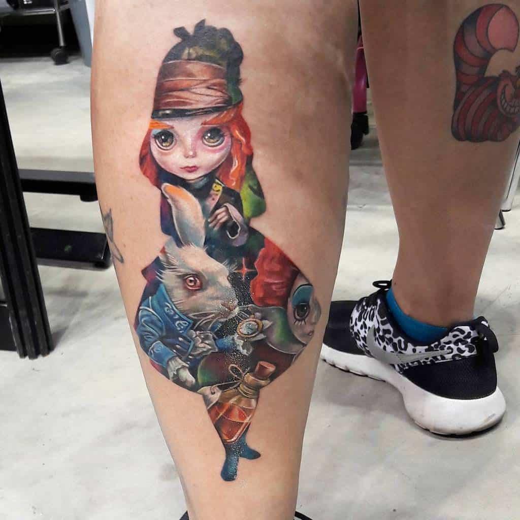 Alice Images Alice In Wonderland Greta Latattooeria