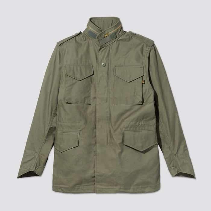 Alpha Industries M-65 Field Jacket