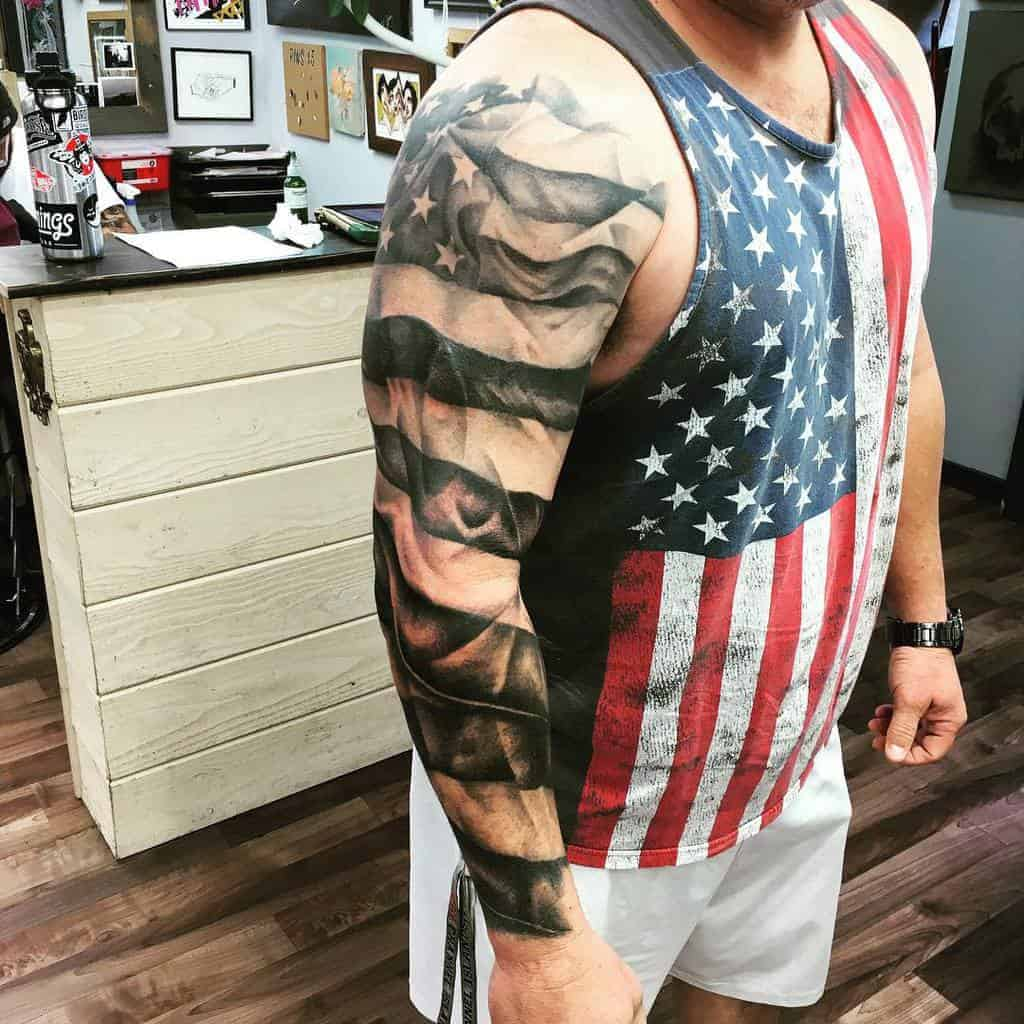 American-Flag-Full-Sleeve-Tattoo-lucky_bd_tattoos