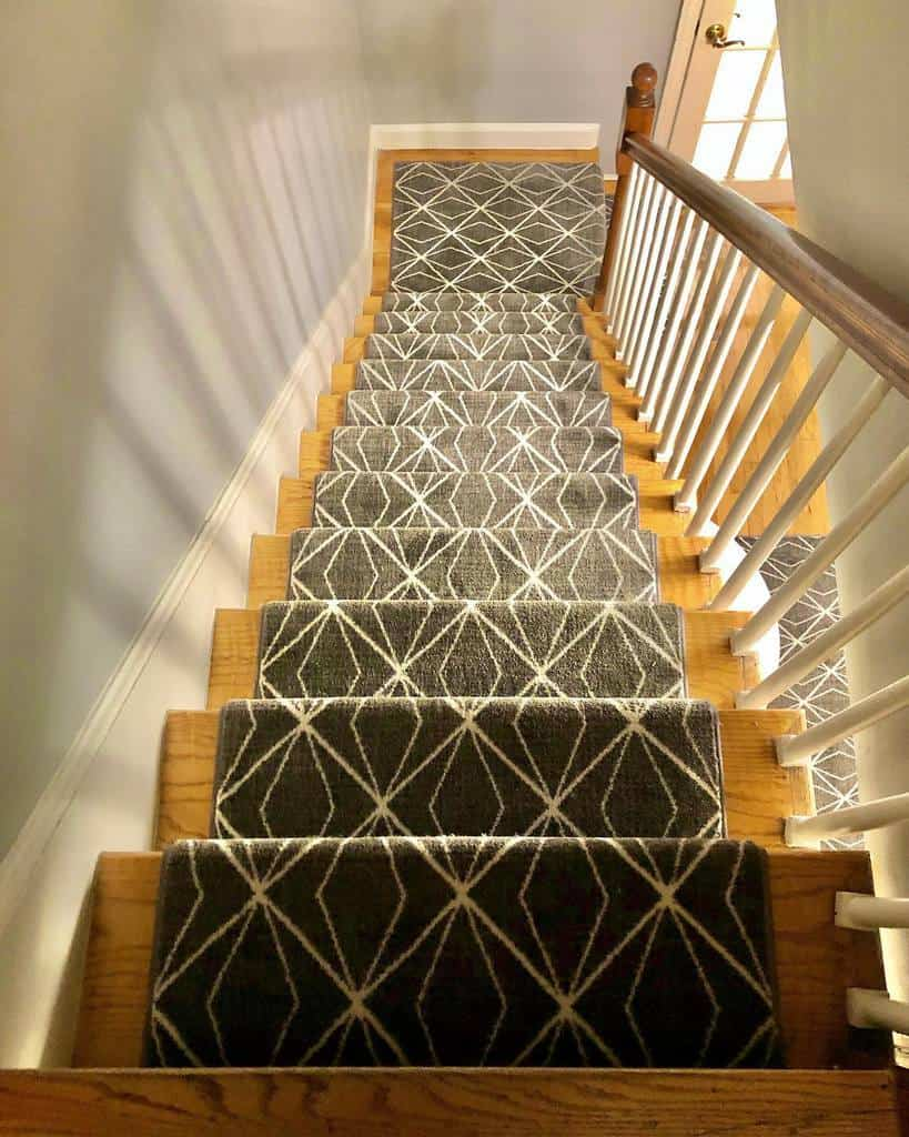 Animal Print Stair Runner Ideas -campbellscarpet