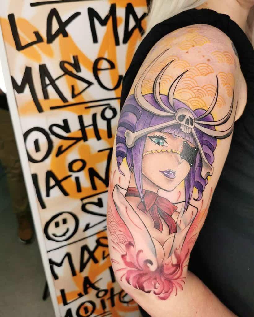 Anime Style Color Full Metal Alchemist Josh Lotaku