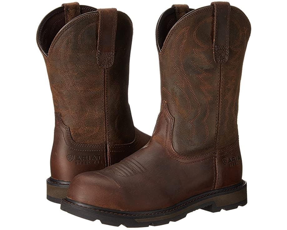 Ariat Groundbreaker Pull-On Boots