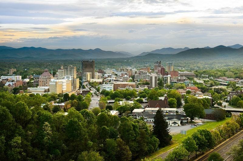 Asheville-North-Carolina