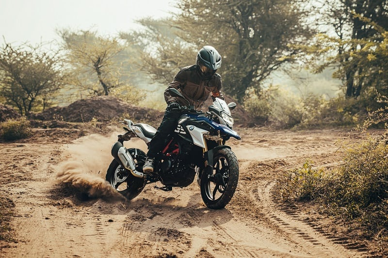BMW G 310 GS, a Versatile, Safer and More Dynamic Motorbike 1