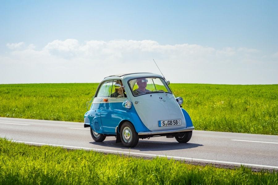 The Top 22 Weirdest Cars Ever Made