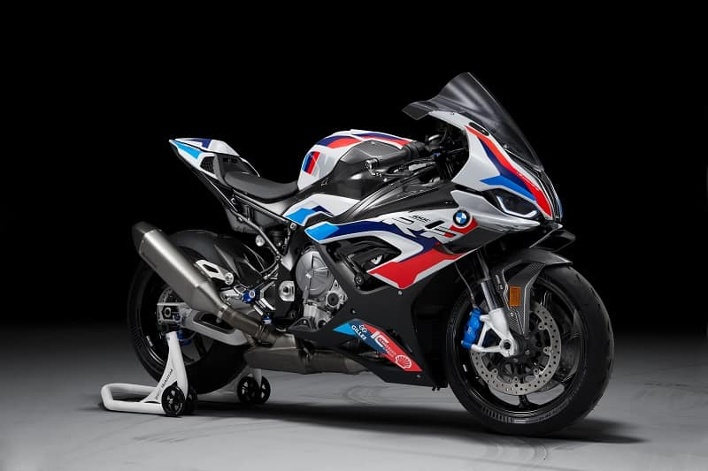 BMW M 1000 RR: Pure Racing Technology