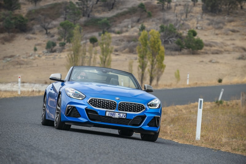 5 Things We Love About BMW's Z4 Roadster