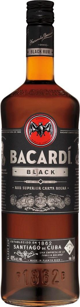 Bacardi Schwarzer Rum