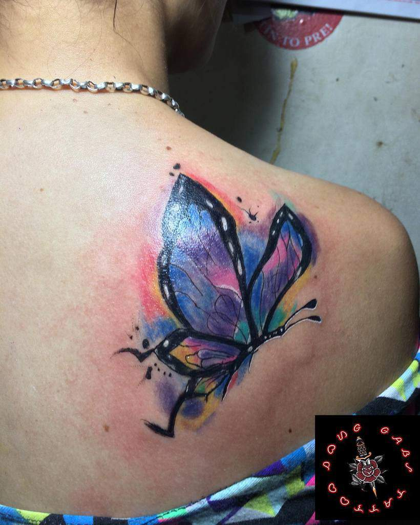 Back Butterfly Tattoo Meaning dong.gabs