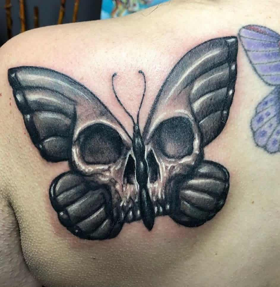 Back Butterfly Tattoo Meaning plaza1330