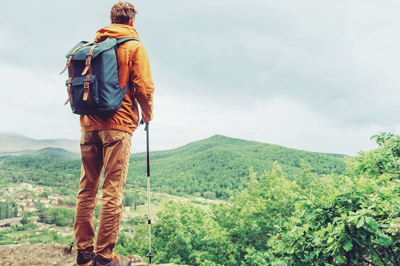 Backpacking-Best-Hobbies-For-Men-In-Their-20s