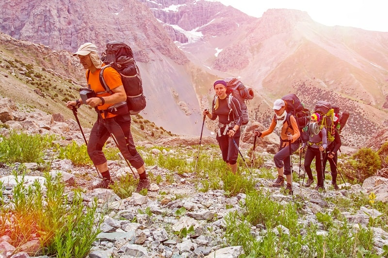 Backpacking Guide - Best Outdoor Jobs For Outdoorsmen