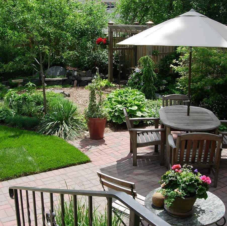 Backyard Deck Privacy Ideas -landcraft.biz