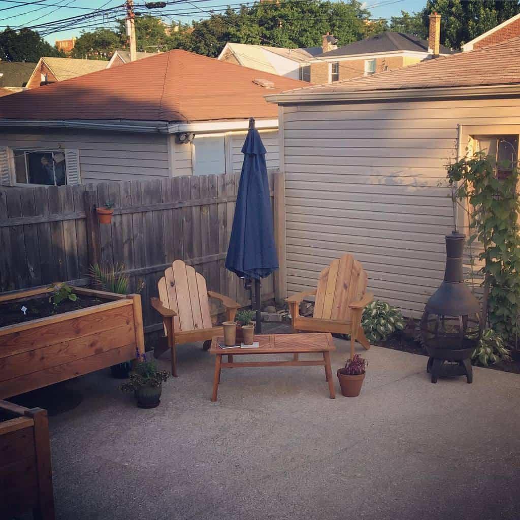 Backyard Patio Garden Ideas -chitowntudor