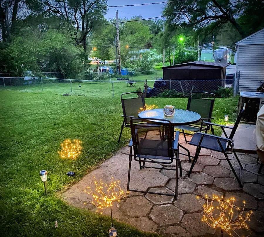 Backyard Patio On A Budget Ideas Amandalammybearwilliams