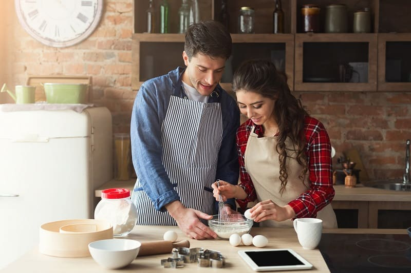Baking-Best-Hobbies-For-Couples