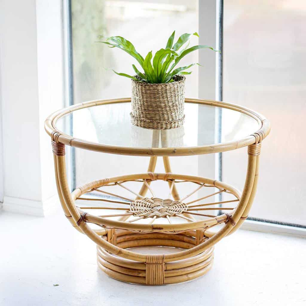 Bamboo Sunroom Furniture Ideas sleekandbulky