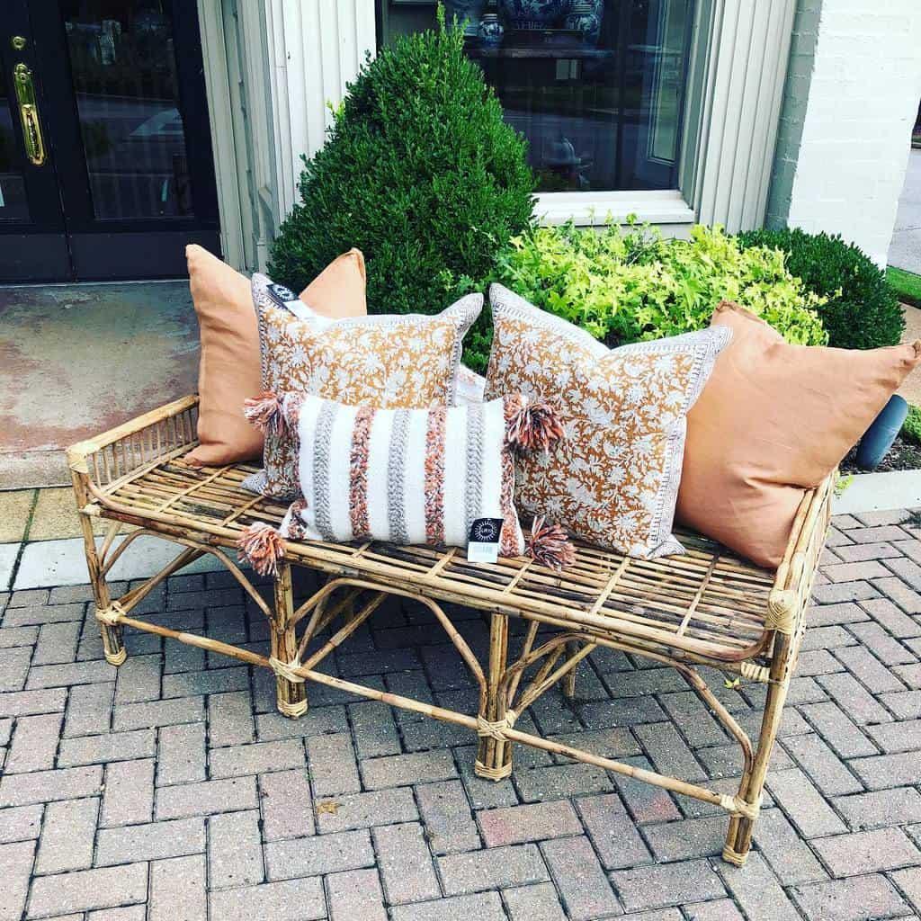 Bamboo Sunroom Furniture Ideas tammyeddyantiques