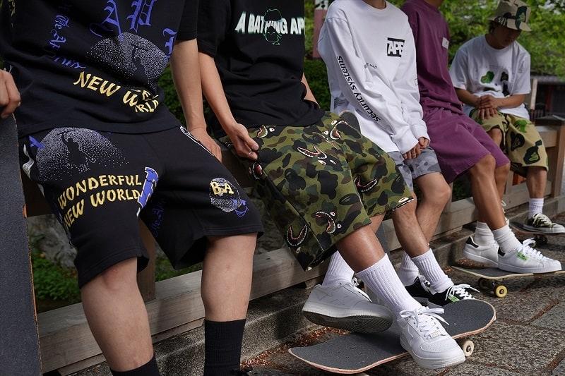 Bape Japanese Clothing Brand