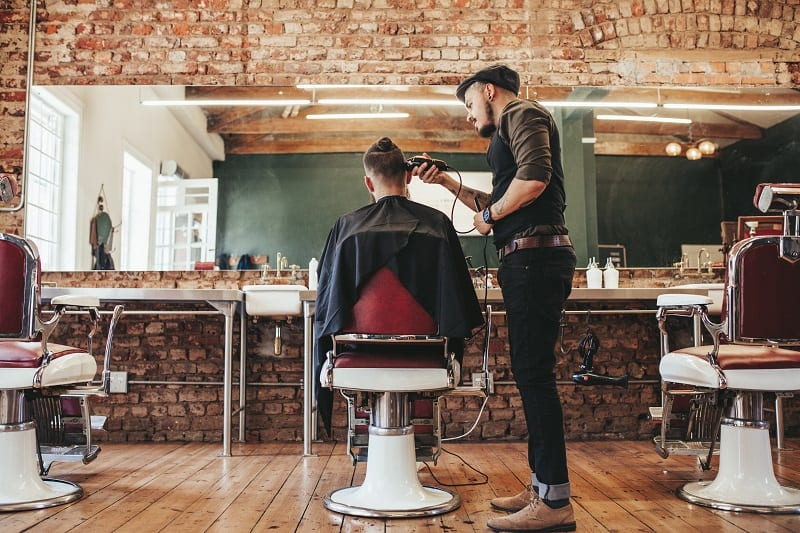 Barbershop - Small Business Ideas For Men