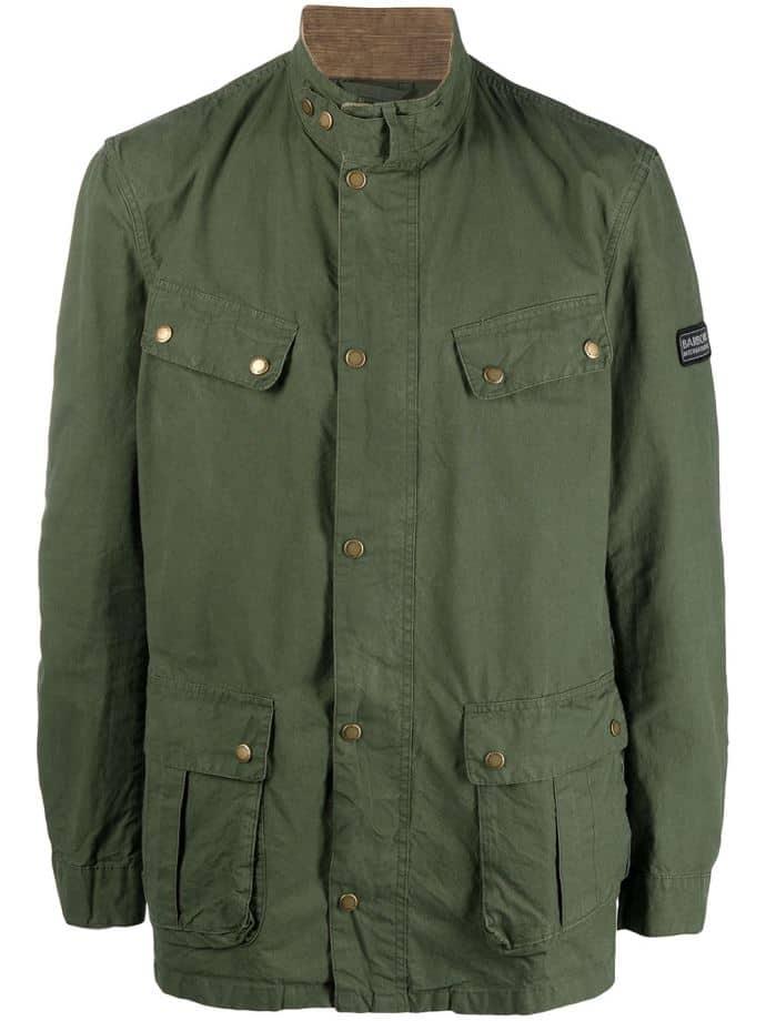 Barbour Cargo Field Jacket