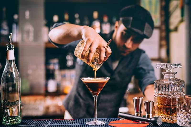 Bartend-Sweet-Side-Hustles-for-Men