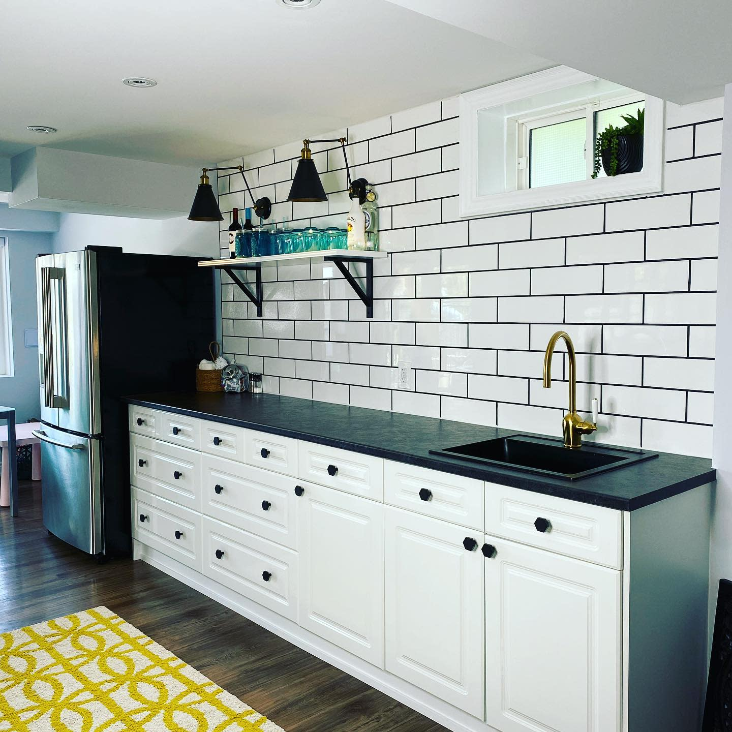 DIY Basement Kitchen Ideas -everleighhart