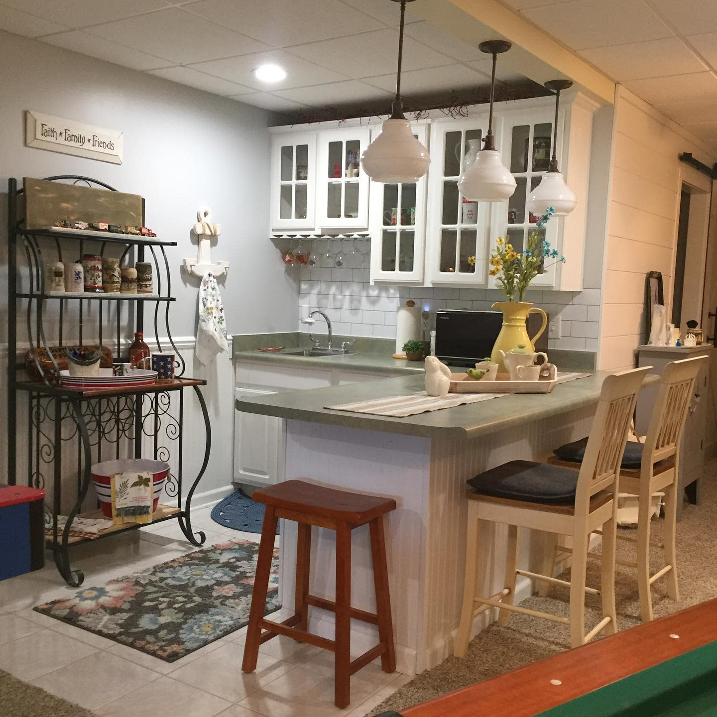 DIY Basement Kitchen Ideas -thorncreekfarmhouse