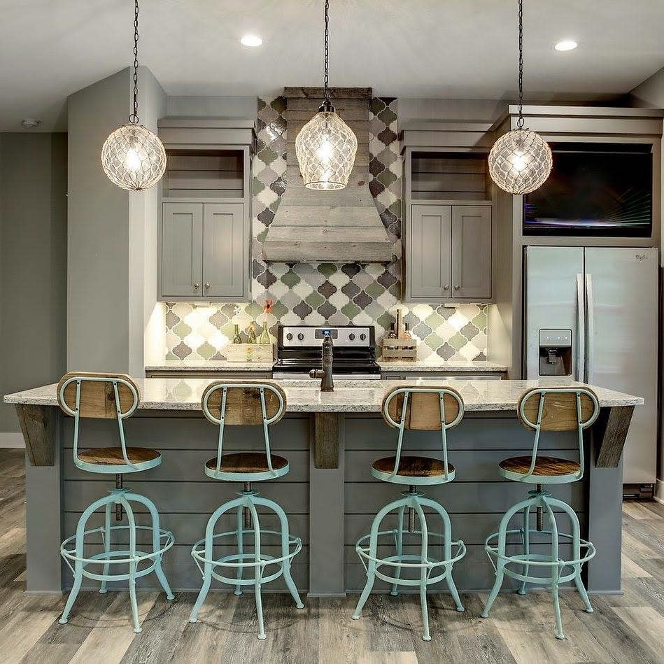 Island Basement Kitchen Ideas -trumediahome