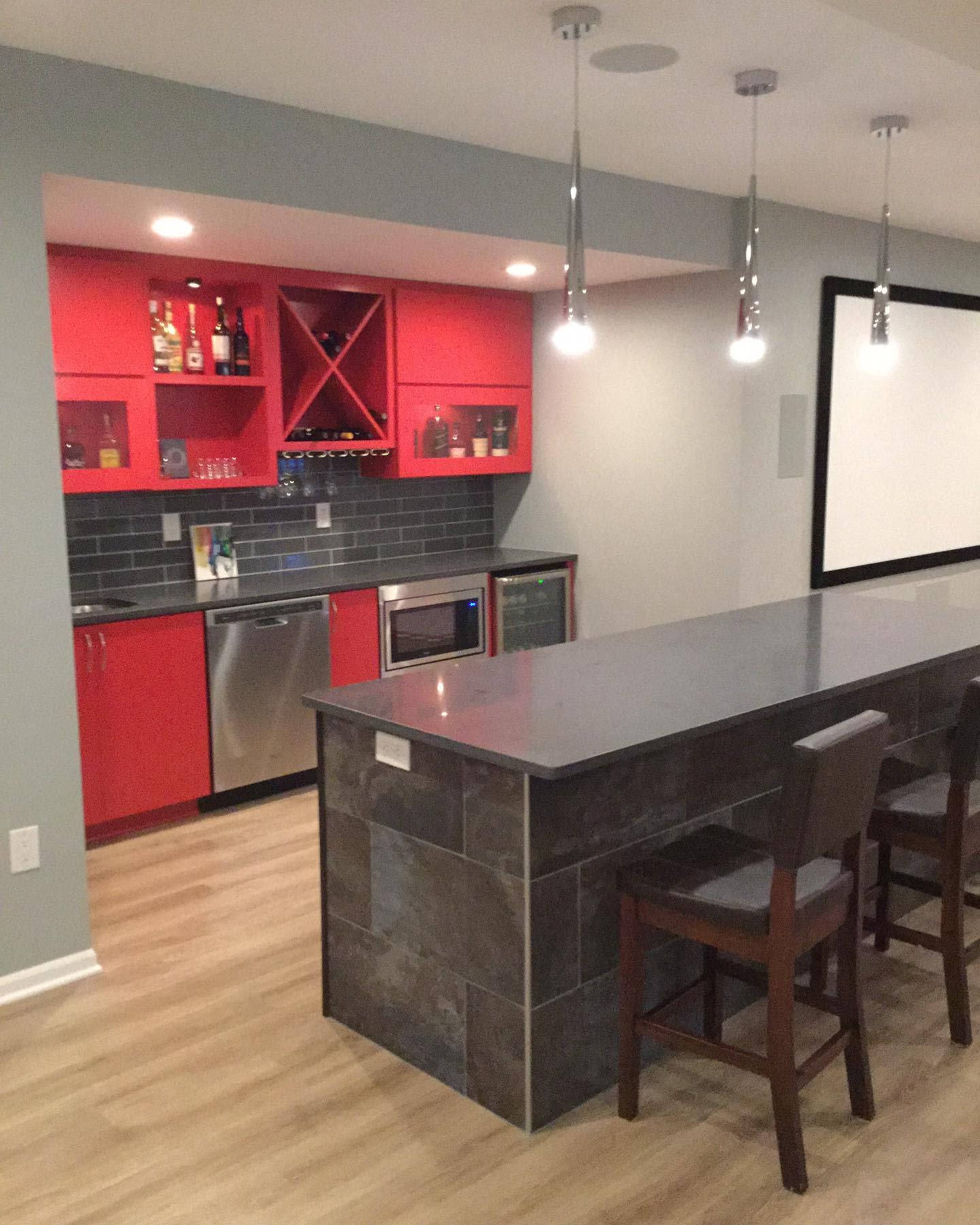 Remodel Basement Kitchen Ideas -majestichomesolutions