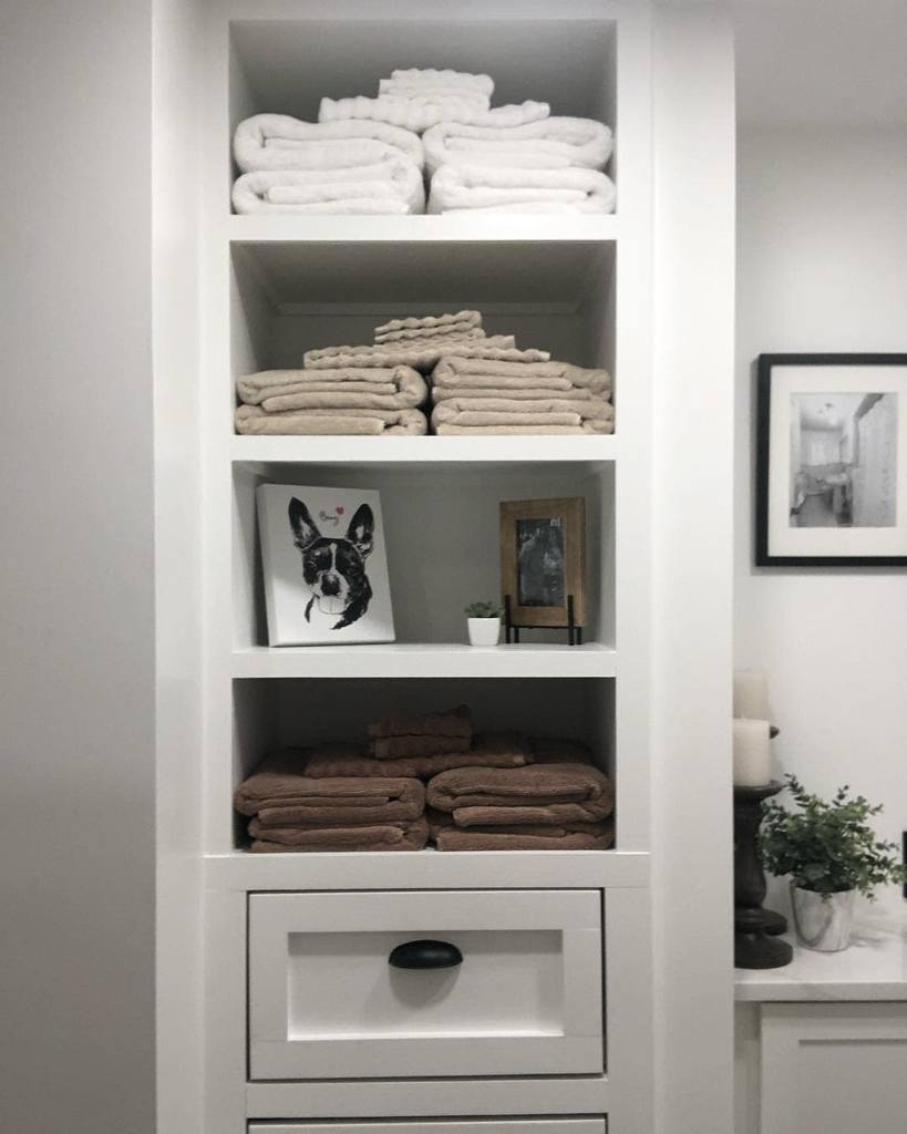 Bathroom Shelving Ideas massachusettsfarmhouse